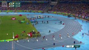 Rion olympialaiset: Caster Semenya otti 800 metrin kultaa!