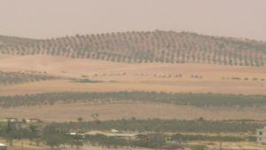 Uutisvideot: Turkin panssarivaunuja Syyriassa