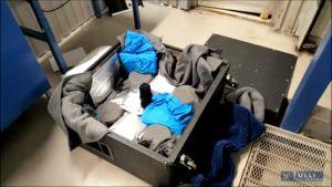 Uutisvideot: Tullin video näyttää, kuinka jättimäistä huumelastia yritettiin tuoda Suomeen