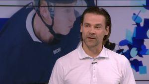 Urheilujuttuja: Teppo Numminen studiovieraana