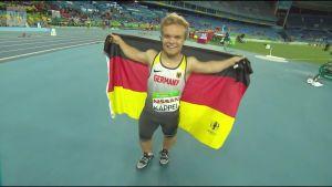 Rion paralympialaiset: Paralympialaisissa huima kuulakisa