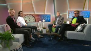 Ylen aamu-tv: Yleisurheilu uuteen nousuun