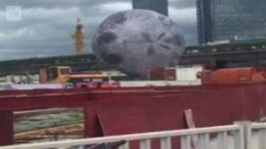 Uutisvideot: Karannut kuu aiheutti kaaosta kiinalaiskaupungissa