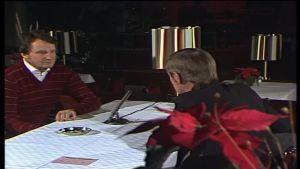 Urheilujuttuja: Matti Pulli vuoden valmentaja -haastattelussa vuonna 1982