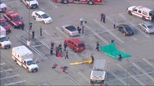 Uutisvideot: Houston ammuskelu