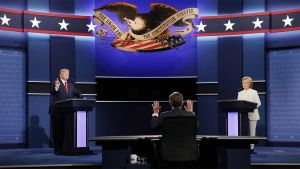 USA:n presidentinvaali 2016: 3. väittely