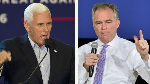 USA:n varapresidenttiehdokkaiden TV-väittely - Katso suorana