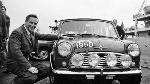 21. tammikuuta: Timo Mäkisestä ensimmäinen Monte Carlon voittaja 1965