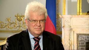 Uutisvideot: Venäjän suurlähettiläs: EU:n sotarikosväitteet pitäisi antaa YK:n tutkittaviksi