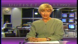 1. maaliskuuta 1992: 16-vuotias Toni Nieminen hyppää mäkiennätyksen