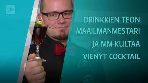 Yle Uutiset Lounais-Suomi: Näin syntyy maailman paras drinkki – idea lähti sacherkakusta