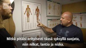 Yle Uutiset Uusimaa: Hierojan jumppavinkit