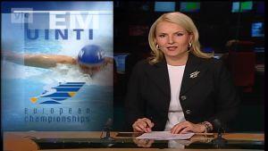 12. joulukuuta 2003: Hanna-Maria Seppälä voittaa EM-pronssia