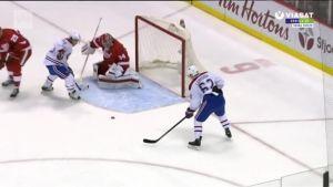 NHL huippuhetket: Artturi Lehkonen hukkasi avopaikan paluupelissään
