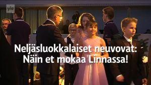 Yle Helsinki: Ylipormestarin itsenäisyyspäiväjuhla Finlandiatalolla