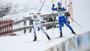 Hiihdon Suomen Cup sprinttihiihdot (p)