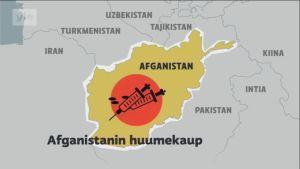 Uutisvideot: Afganistan animaatio