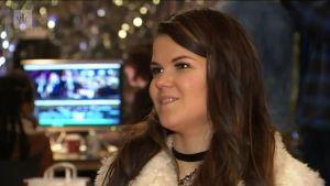 Uutisvideot: Saara Aalto Ylen haastattelussa ennen X-factorin finaalia