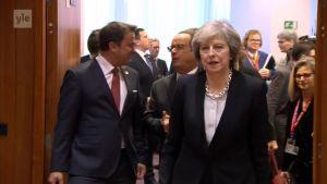 Uutisvideot: Tältäkö näyttää brexit?