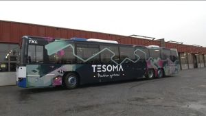 Yle Uutiset Pirkanmaa: Mediabussi liikennöi Tampereella