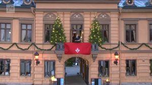 Uutisvideot: Suomeen on julistettu joulurauha