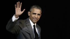 Obama pitää jäähyväispuheensa – Katso suorana