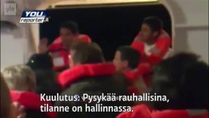 Uutisvideot: Costa Concordian turmasta viisi vuotta