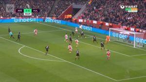 Valioliiga: Maalikooste: Arsenal-Hull