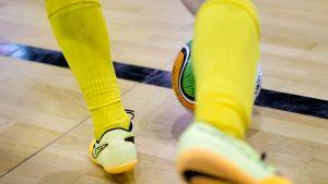 Futsal-liiga, Miesten 2. loppuottelu Leijona Futsal - KaDy