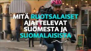 Uutisvideot: Sauna, Sibelius ja doping - mitä ruotsalaiset ajattelevat Suomesta