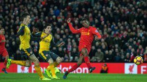 Valioliiga: Maalikooste: Liverpool - Arsenal