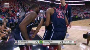 NCAA koripalloa: Markkasen Arizona voitti loppuottelutrillerin - katso kohokohdat
