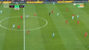 Valioliiga: Maalikooste: Liverpool löi Burnleyn