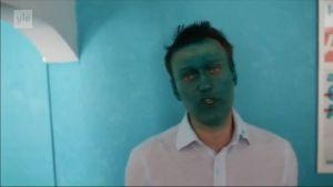 Uutisvideot: Venäjällä heitettiin vihreää nestettä oppositiojohtaja Navalnyin naamalle