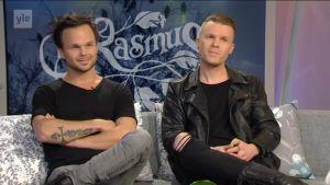 Ylen aamu-tv: The Rasmus palaa uuden kappaleen kanssa