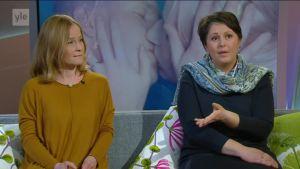 Ylen aamu-tv: Elämä avioeron jälkeen
