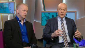 Ylen aamu-tv: Nelipäiväinen työviikko - uhka vai mahdollisuus?