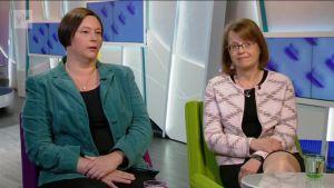 Ylen aamu-tv: Antibioottiresistenssin seuraukset