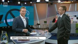 Ylen aamu-tv: Suomalaisten tupakointi