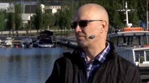 "Urheilujuttuja: ""Suomessa on vielä lajikateutta"""