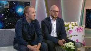 Ylen aamu-tv: NASA:n sovelluskilpailu Suomessa