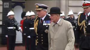 Uutisvideot: Prinssi Philipin viimeinen paraati