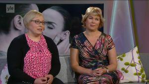 Ylen aamu-tv: Sexfullness - lisää läheisyyttä suhteeseen