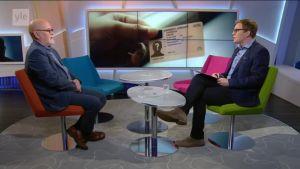 Ylen aamu-tv: Miten henkilöllisyyttä selvitetään?