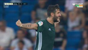 La Liga: Betis murskasi Real Madridin maailmanennätyshaaveet