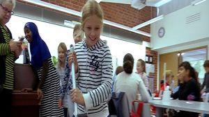 Uutisvideot: Koululaiset siivoamaan Marttojen opeilla