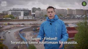 Kova talous: Kannattaisiko Helsinki-Tallinna tunneli?