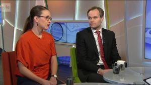 Ylen aamu-tv: Taistelu veronkiertoa ja rahanpesua vastaan