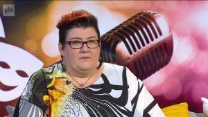 Ylen aamu-tv: Anitta Ahonen naurattaa tarinoilla omasta syövästään