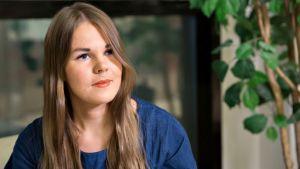 """Uutisvideot: Jokelan koulusurmaajaa paennut Alviina: """"Se on nyt mennyttä ja olen antanut anteeksi"""""""